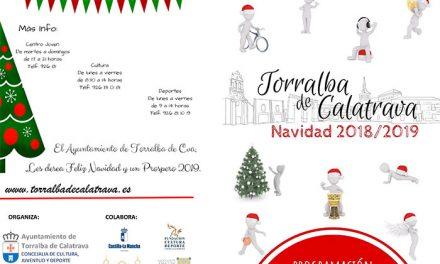 Actividades en Navidad para todos los públicos en Torralba de Calatrava