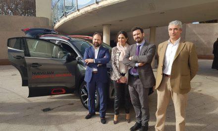 CIUDAUTO presenta el nuevo SUV Citroën C5 Aircross