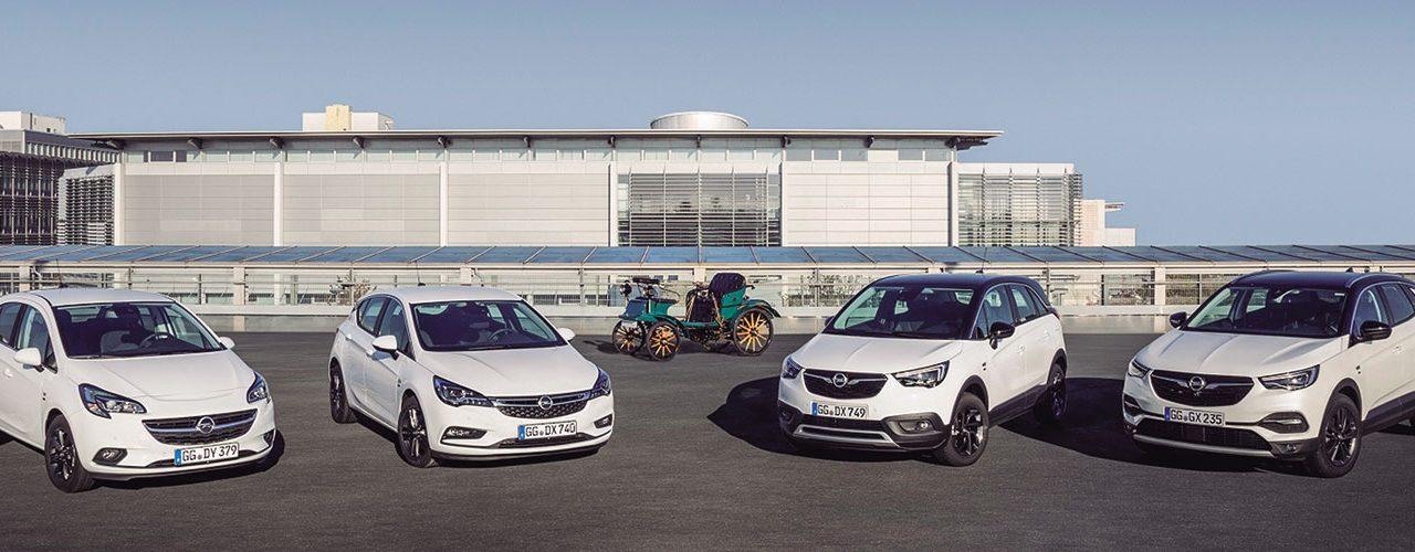 Opel «120 aniversario»