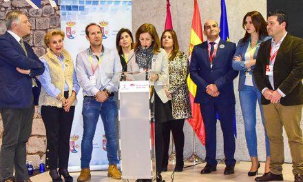 Histórica presentación de Pozuelo de Calatrava en la Feria Internacional del Turismo, FITUR 2019
