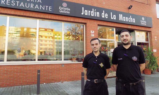 Cafetería-restaurante Jardín de La Mancha