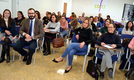 Presentada la campaña para formar e informar sobre la enfermedad celiaca en el Colegio de Farmacéuticos de Ciudad Real