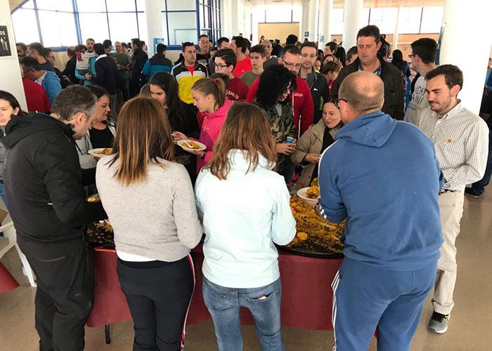 Primer Torneo de Pádel Solidario Colegio La Inmaculada, de Santa Cruz de Mudela