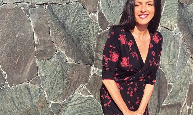 Helena Barquilla, exmodelo internacional y actual terapeuta corporal