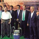 Peña Real Madrid, Daimiel