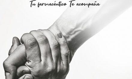 Las farmacias de Castilla-La Mancha participan en una campaña de sensibilización sobre la ELA