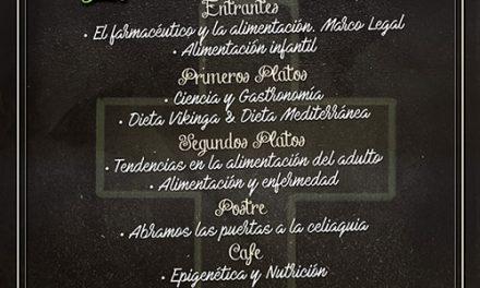 """La Jornada """"La salud de la Alimentación"""" en Ciudad Real este 25 de abril, reúne a reconocidos expertos nacionales y farmacéuticos de la provincia"""