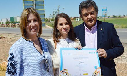 UNICEF renueva a Daimiel el sello de 'Ciudad Amiga de la Infancia'