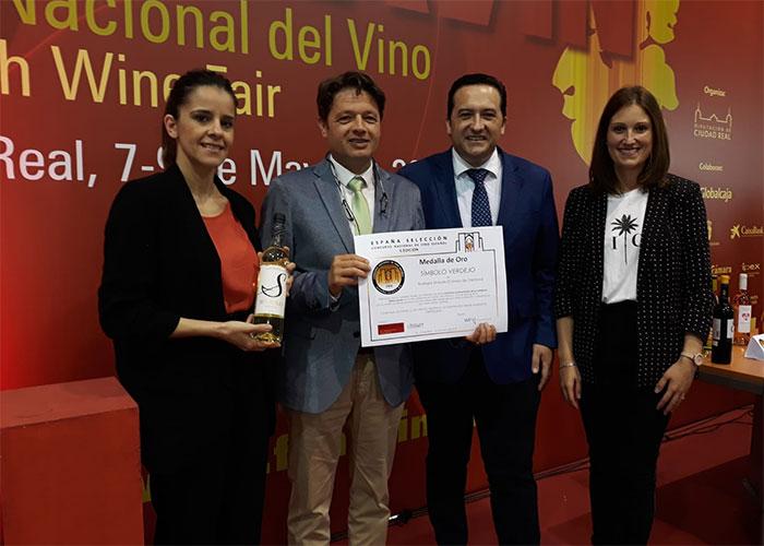 Símbolo Verdejo, Oro en la II edición de España Selección
