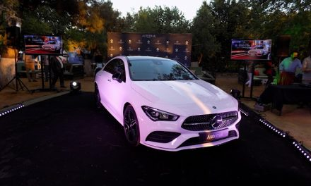 Autotrak Mercedes-Benz presentó el nuevo CLA Coupé