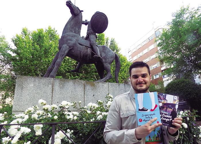 Fran López Castillo, escritor independiente de novela y prosa poética