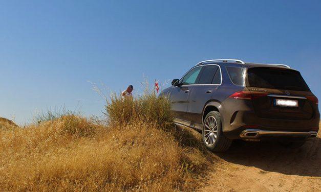 Autotrak, concesionario oficial Mercedes-Benz para la provincia de Ciudad Real presenta el Nuevo GLE en un Circuito Off Road