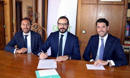 El Colegio de Farmacéuticos de Ciudad Real firma convenio con Patrimonio Farmacéutico SL