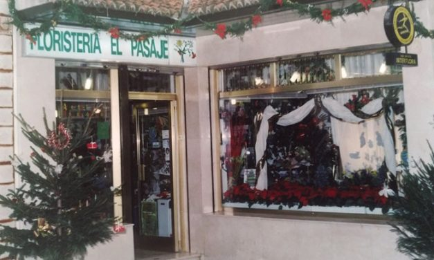 Floristería El Pasaje, Ciudad Real