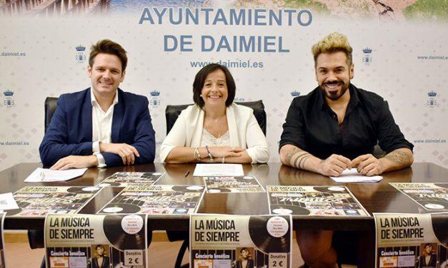 'Entre Tributos' cierra los conciertos de Feria en Daimiel