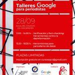La Asociación de Periodistas lanza, junto con FAPE y Google News, dos talleres sobre nuevas herramientas digitales