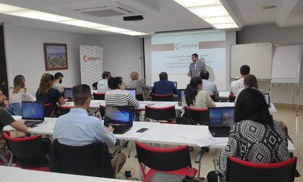 Curso de Experto en Comercio Internacional de Cámara y Diputación