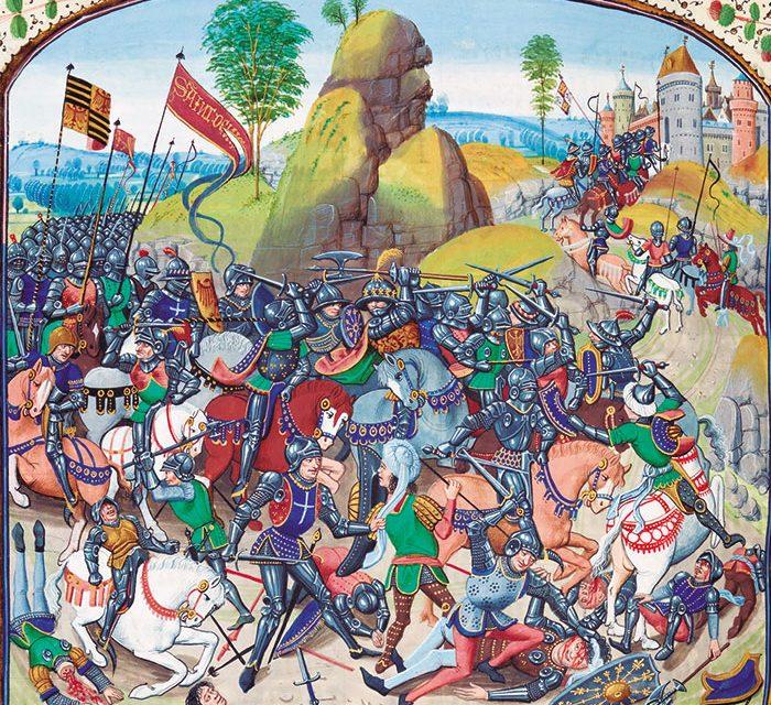 Edad Media. Conquista y repoblación cristiana (III)