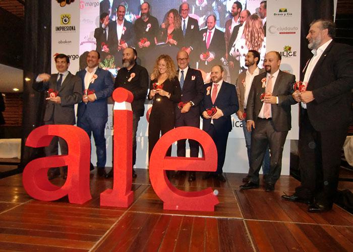 AJE Ciudad Real celebró sus 25 años con más de 250 invitados, asociados y amigos en una noche hermosa de recuerdos