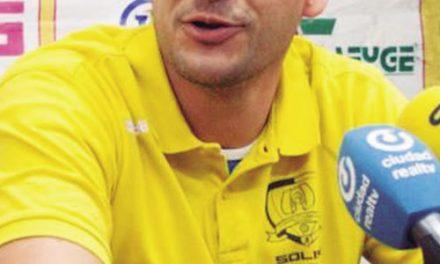 Entrevista a 'Killo' entrenador de porteros del Club Balonmano Caserío en Primera Nacional