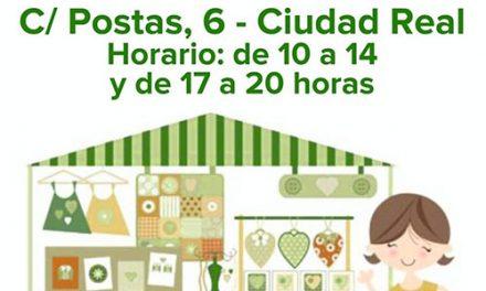 La Asociación Española Contra el Cáncer (AECC) Ciudad Real celebra del 26 al 29 de noviembre su II Mercadillo Solidario