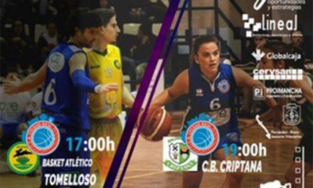 Derbis provinciales para los equipos del Club Baloncesto Ciudad Real