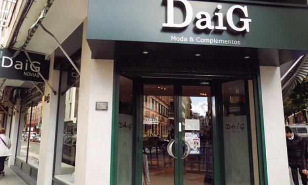 Daig Moda&Complementos, Ciudad Real