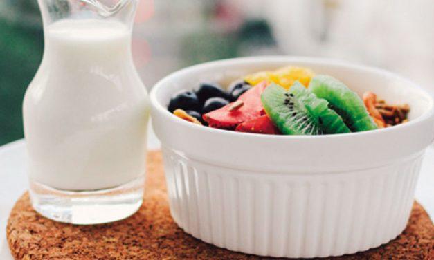 Tentempiés saludables sin gluten