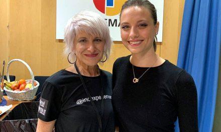 Ino Crespo formó parte del equipo de estilistas de los Premios Forqué