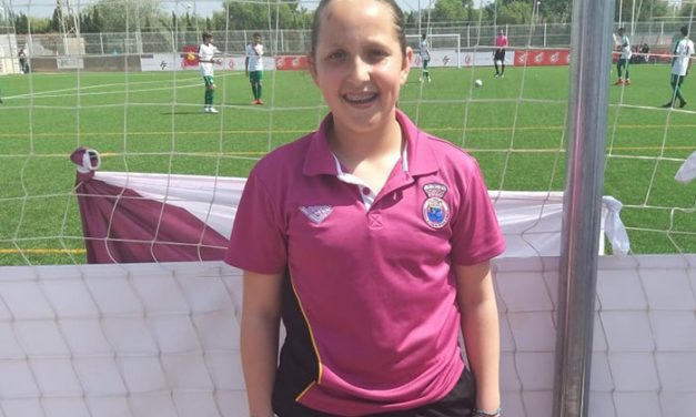 """Mi sueño es ser algún día jugadora profesional como Sandra Paños o Ana Rosell"""