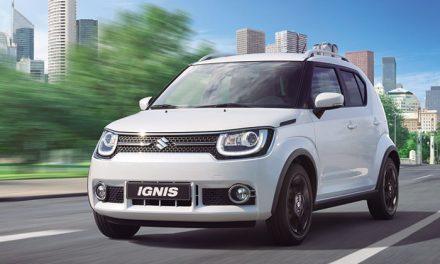 El Suzuki Ignis 4WD, ahora híbrido