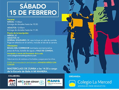 II Carrera solidaria no competitiva a favor de Afanion