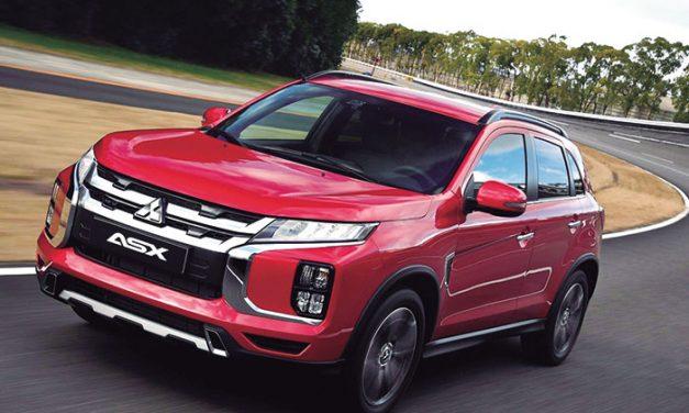 Nuevo Mitsubishi ASX, impulso para seguir en la cima