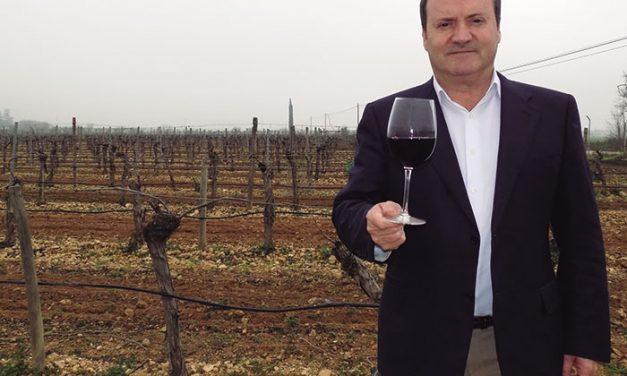 Cristóbal Luque Valverde, presidente de la Asociación Cultural Club de Vinos de Ciudad Real (ASCUVICR)