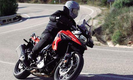 Suzuki V-Strom 1050 2020 una veterana trail que se renueva para adaptarse