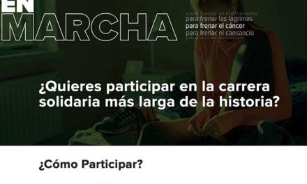"La AECC organiza ""La Carrera Más Larga de la Historia"""