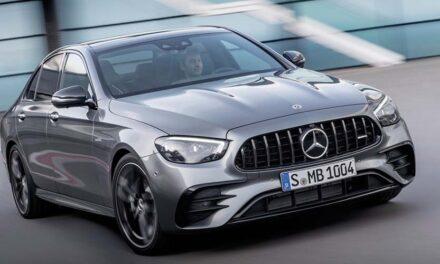 Nuevo Mercedes-AMG e 53 4MATIC+