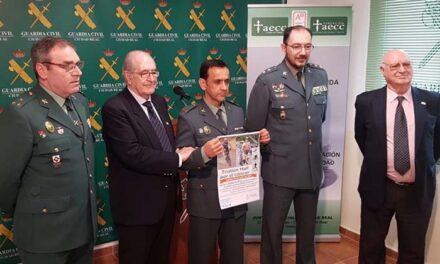 La Guardia Civil y la AECC organizan un reto solidario deportivo para recaudar fondos para la investigación contra el cáncer
