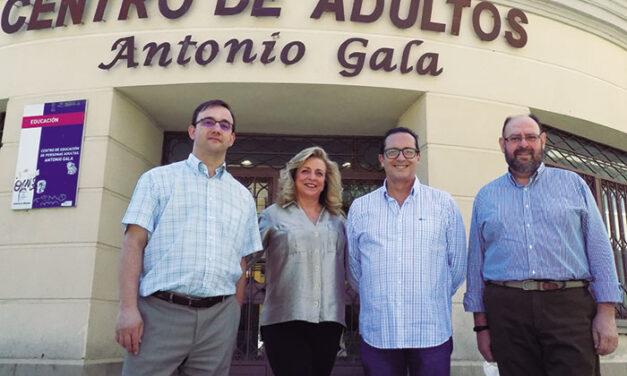"""Centro de Educación de Personas Adultas de Ciudad Real """"Antonio Gala"""""""