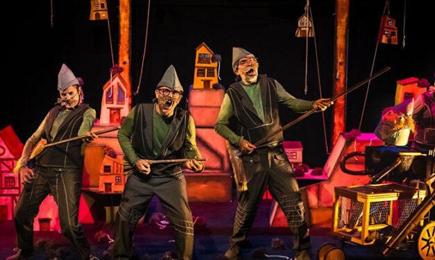 ´Hamelín' pondrá el broche final a las noches de Teatro Infantil y Familiar de Daimiel