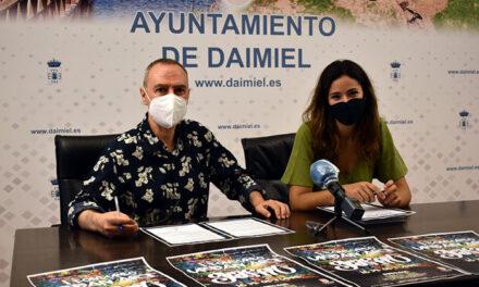 Presentado el I Concurso de Graffitis Urban Art en Daimiel