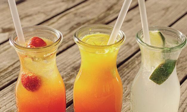 Bebidas sin gluten