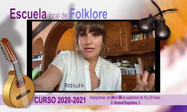 Rozalén, Roko o Silvia Marsó animan a formar parte de la Escuela Local de Folklore
