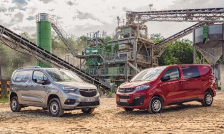Opel Combo Cargo y Opel Vivaro