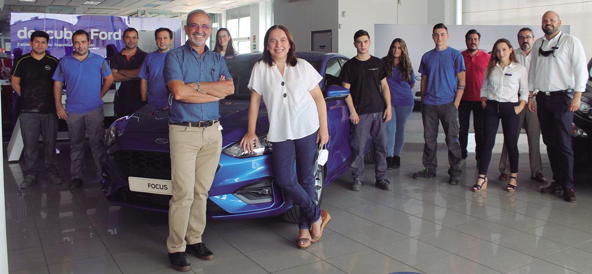 Serramotor (Ford): Experiencia, servicio y calidad en el mundo de la automoción