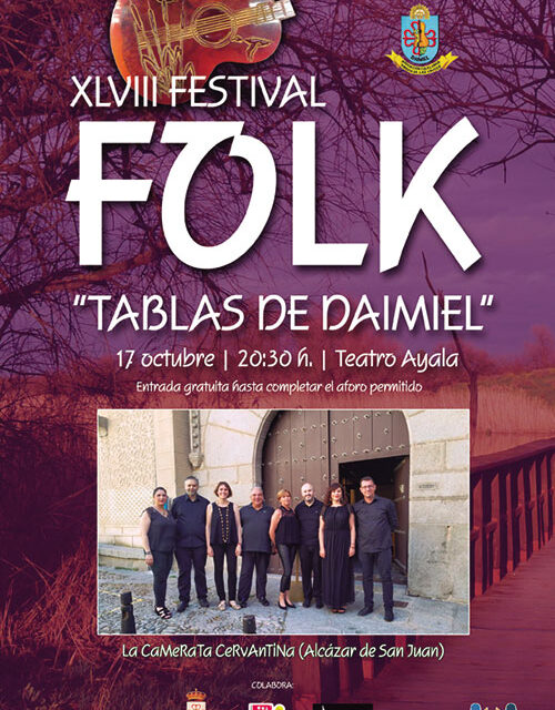 """Festival Folk """"Las Tablas de Daimiel"""""""