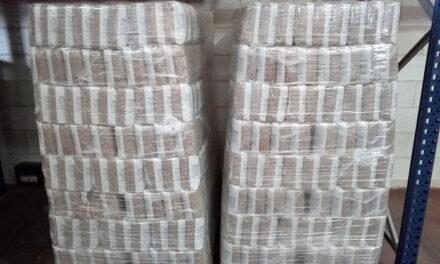 INDACSA dona al Banco de Alimentos de Ciudad Real 9.600 kilos de lentejas