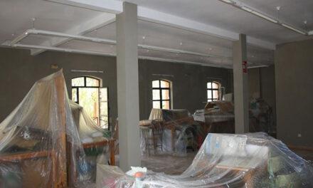 La Casa de Cultura de Torralba de Calatrava lucirá un nuevo aspecto