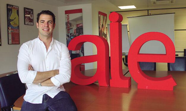 David Ballesteros Mora, presidente de la Asociación de Jóvenes Empresarios de Ciudad Real