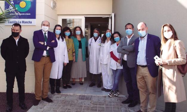 Sanidad incorpora un equipo de Pediatría al consultorio de Poblete